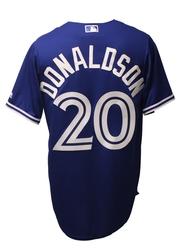 TORONTO BLUE JAYS -  BLUE REPLICA JERSEY JOSH DONALDSON #20