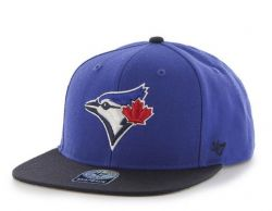 TORONTO BLUE JAYS -  BLUE SNAPBACK CAP