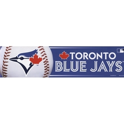 TORONTO BLUE JAYS -  BUMPER STICKER