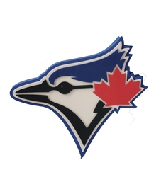 TORONTO BLUE JAYS -  FOAM 3D LOGO SIGN (14.5
