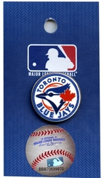 TORONTO BLUE JAYS -  LOGO PIN