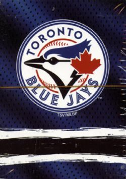 TORONTO BLUE JAYS -  PLAYING CARDS