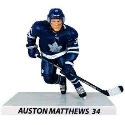 TORONTO MAPLE LEAFS -  AUSTON MATTHEWS #34 FIGURE (6