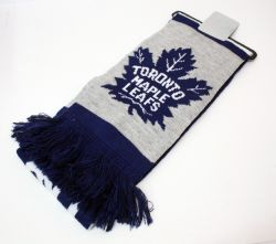 TORONTO MAPLE LEAFS -  KNIT SCARF