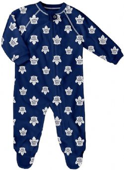 TORONTO MAPLE LEAFS -  PYJAMA FOR KID -  CHILDREN'S CLOTHING HOCKEY