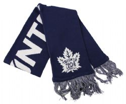 TORONTO MAPLE LEAFS -  SCARF - BLUE