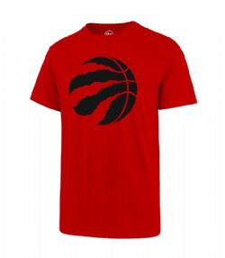 TORONTO RAPTORS -  BIG TEE T-SHIRT - RED