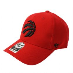 TORONTO RAPTORS -  RED ADJUSTABLE CAP