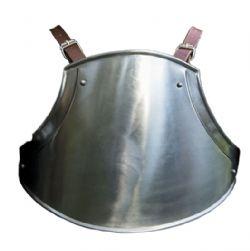 TORSO -  SCOUTS TORSO ARMOUR POLISHED STEEL (LARGE/X-LARGE)