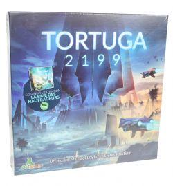 TORTUGA 2199 + LA BAIE DES NAUFRAGEURS (FRENCH) -  EXCLUSIF KICKSTARTER
