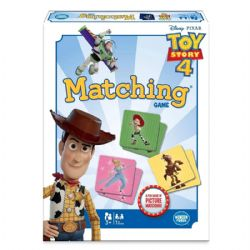 TOY STORY 4 -  MATCHING GAME (MULTILINGUAL)