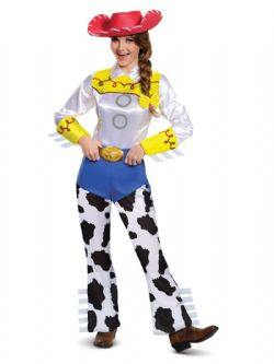 TOY STORY -  JESSIE DELUXE COSTUME (ADULT)