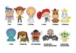 TOY STORY -  MYSTERY FIGURAL BAG CLIP