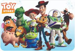 TOY STORY -  PLACEMAT - TOY STORY