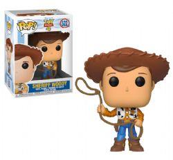 TOY STORY -  POP! VINYL FIGURE OF SHERIFF WOODY (4 INCH) 522