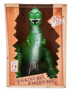 TOY STORY -  TALKING REX ACTION FIGURE (ENGLISH) (12.5 INCHES)