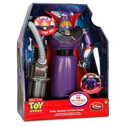 TOY STORY -  TALKING ZURG ACTION FIGURE (ENGLISH) (14 INCHES)