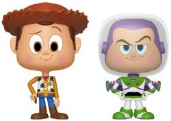 TOY STORY -  VINYL FIGURE OF WOODY AND BUZZ LIGHTYEAR (4 INCH)