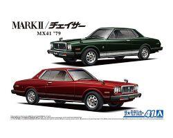 TOYOTA -  MX41 MARK II/CHASER '79 - 2 IN ONE - 1/24