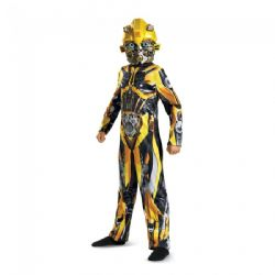 TRANSFORMERS -  BUMBLEBEE CLASSIC MUSCLE COSTUME (CHILD)