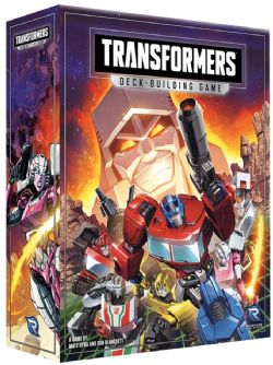 TRANSFORMERS -  DECK-BUILDING GAME (ENGLISH)