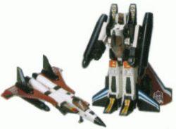 TRANSFORMERS -  RAMJET (GENERATION 1 - 1985) DECEPTICONS JETS