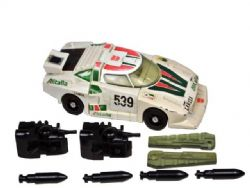 TRANSFORMERS -  WHEELJACK (GENERATION 1 - 1984) AUTOBOTS CARS