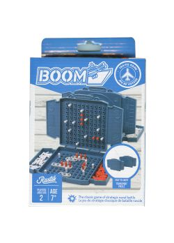 TRAVEL GAME -  BOOM STRATEGIC NAVAL BATTLE