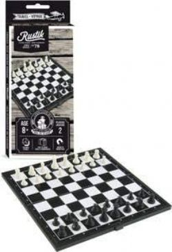 TRAVEL SIZE CHESS BOARD (MAGNETIC TRAVEL BOARD GAME)