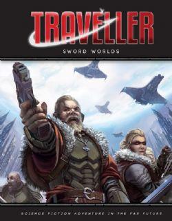 TRAVELLER -  SWORD WORLDS (ENGLISH)