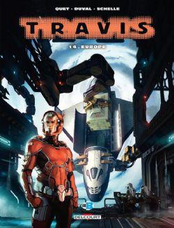 TRAVIS -  EUROPE 14
