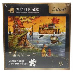 TREFL -  AUTUMN IS GASPÉ (500 PIECES)