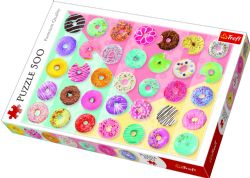 TREFL -  DOUGHNUTS (500 PIECES)