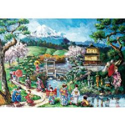 TREFL -  JAPAN VISIT (1000 PIECES)