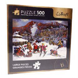 TREFL -  MOUNTAIN LODGE (500 PIECES)