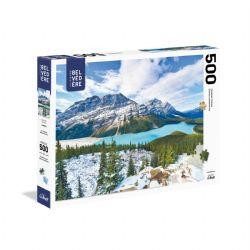 TREFL -  PEYTO LAKE (500 PIECES) -  CANADIAN SCENES