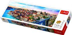 TREFL -  PORTO, PORTUGALIA (500 PIECES) -  PANORAMA