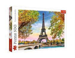 TREFL -  ROMANTIC PARIS (500 PIECES)