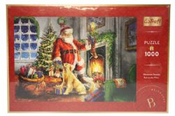 TREFL -  SANTA'S BEST BUDDY (1000 PIECES)