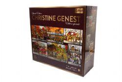 TREFL -  SPECIAL EDITION CHRISTINE GENEST (4600 PIECES)
