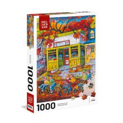 TREFL -  THE BICYCLE RIDE (1000 PIECES) -  WORLD-CLASS ARTISTS