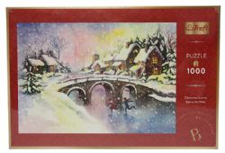TREFL -  THE FROZEN TRAIL (1000 PIECES)