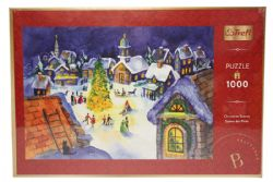 TREFL -  THE VILLAGE CHRISTMAS TREE (1000 PIECES)