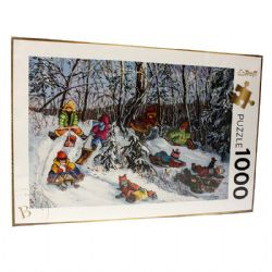 TREFL -  TO EACH HIS PATH (1000 PIECES)
