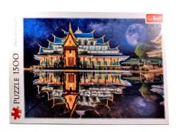 TREFL -  WAT PA PHU KON, THAILAND (1500 PIECES)