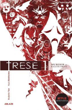 TRESE -  MURDER ON BALETE DRIVE TP 01