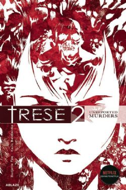 TRESE -  UNREPORTED MURDERS TP 02