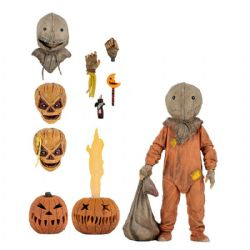 TRICK'R TREAT -  SAM ACTION FIGURE WITH ACCESSORIES (4 INCH)