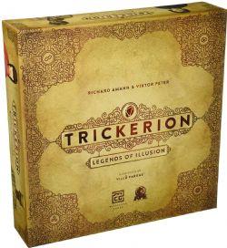 TRICKERION -  BASE GAME (FRANÇAIS)