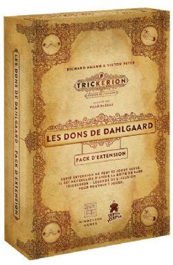 TRICKERION -  EXTENSION LES DONS DE DAHLGAARD (FRENCH)